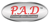 Personal Affairs Document